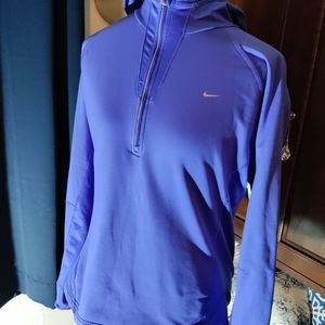 Nike Fit dry pullover size Large